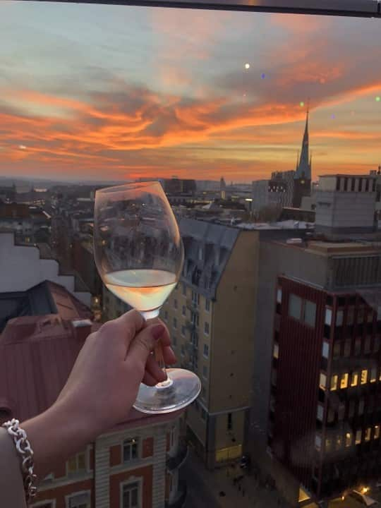 Cheers to this beautiful city! © Melina Engeln/Erasmus