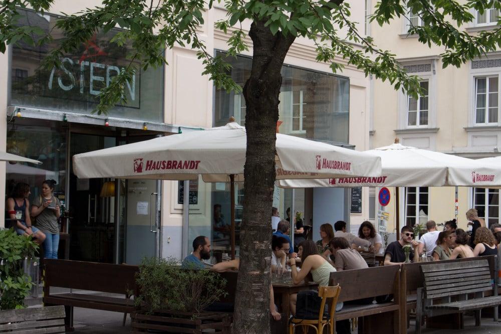 Café Siebenstern Wien © Isabella Mayer/MEINPLAN.at
