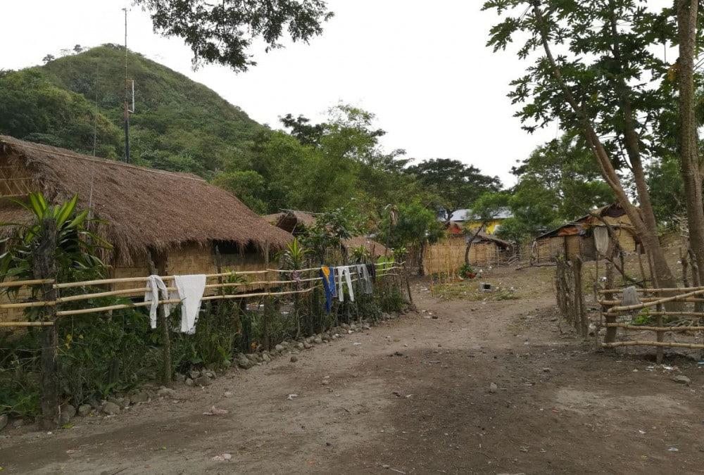 Aeta-Dorf Tarukan auf den Philippinen © ausserordentlich/MEINPLAN.at