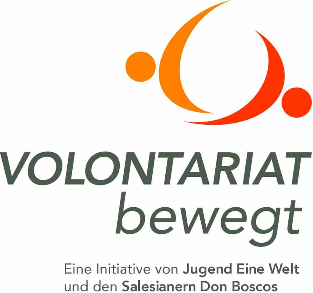 Logo © Volontariat Bewegt / MEINPLAN.at